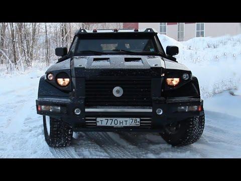 Российский Броневик Комбат Т-98. - default