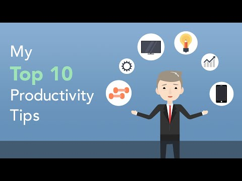 10 Productivity Tips to Help You Reach Your Goals  Brian Tracy