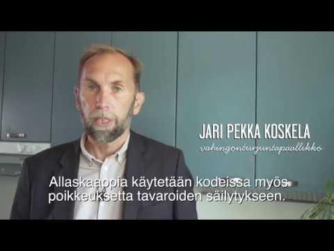Vesivuoto on yleisin vahinko suomalaiskodeissa