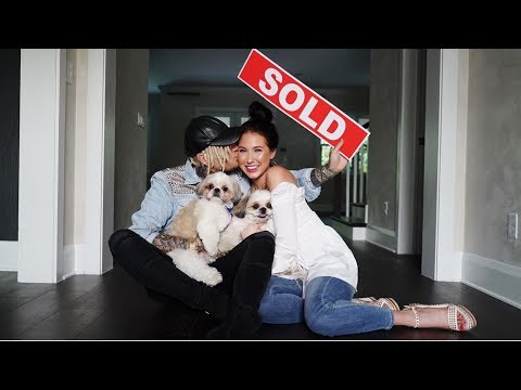 EMPTY HOUSE TOUR | Jaclyn Hill