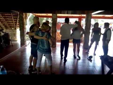 Rueda de Casino - Kuba Libre salsa trip 2017 (Camaguey)