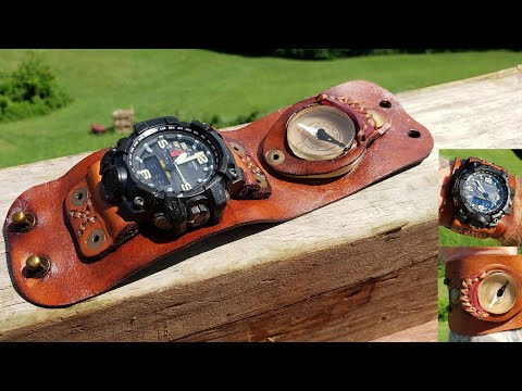 Custom Watch Band for Land Navigation