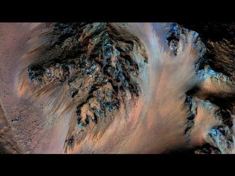 Flowing water on Mars and Google's brand new gadgets (CNET Radar) - UCOmcA3f_RrH6b9NmcNa4tdg