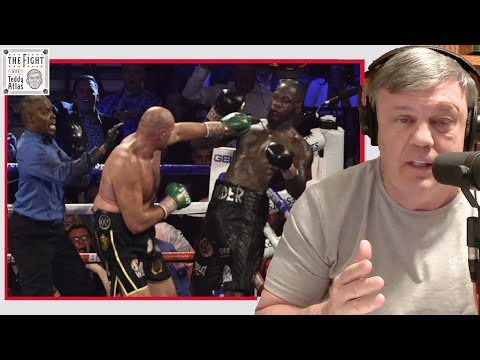"Teddy Atlas on Deontay Wilder ""Mark Breland Saved Him... Why Must We See the Spirit Crushed?"" 