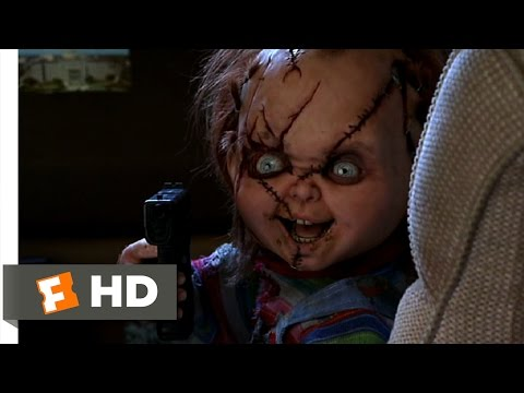 Bride of Chucky (6/7) Movie CLIP - Marriage Trouble (1998) HD - default