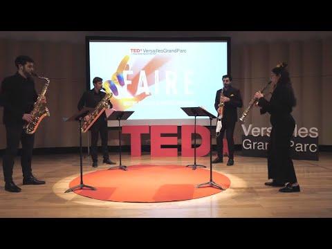 La vida breve de Falla | Quatuor Loriot | TEDxVersaillesGrandParc