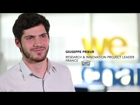 Meet Giuseppe, Research & Innovation Project Leader at Altran France