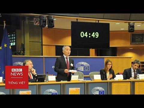 Việt Nam điều trần lần cuối tại hội nghị hiệp định thương mại tự do với EU - BBC News Tiếng Việt