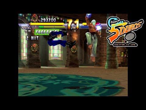 "[BIS] STREET FIGHTER EX 2 PLUS (KAIRI) - ""CON 5 DUROS"" Episodio 86 (1cc) (CTR)"