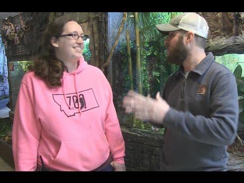 Meet the Zookeeper: Megan Green