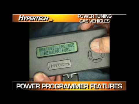 Power Tuning Gas Vehicles with Hypertech Max Energy Programmer