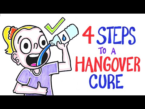 The Scientific Hangover Cure - UCC552Sd-3nyi_tk2BudLUzA