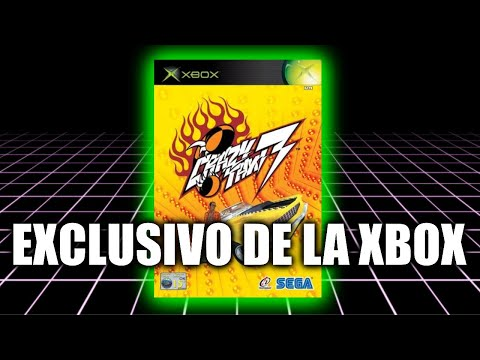Crazy Taxi 3 only for XBOX