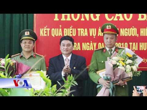 Tranh cãi chuyện khen thưởng công an Điện Biên sau một án mạng (VOA)