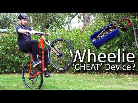 Wheelie Cheat Device? - UC67gfx2Fg7K2NSHqoENVgwA