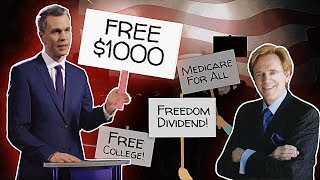 Inside the Government Plan to Give You Free Stuff - Mike Maloney