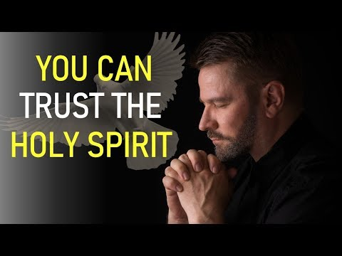 YOU CAN TRUST THE HOLY SPIRIT - BIBLE PREACHING  PASTOR SEAN PINDER