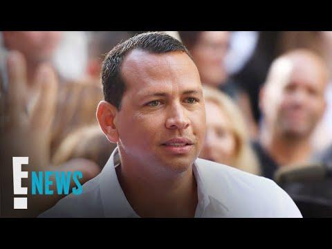 Alex Rodriguez Celebrates Birthday Near J.Lo in St. Tropez | E! News