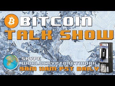 Turkish Lira tumbles 15% - Bitcoin Talk Show (Skype WorldCryptoNetwork, (518) 600-1949)