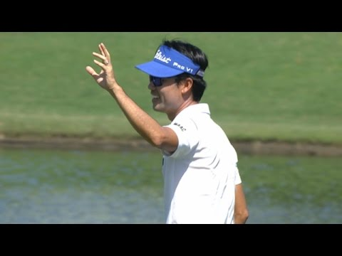 Kevin Na?s quick play pays off at the TOUR Championship