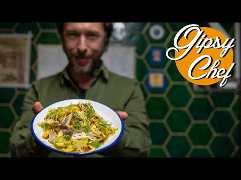 ENSALADA  INVIERNO  de Gipsy Chef