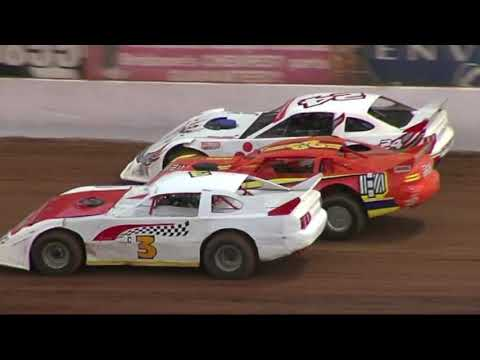 2011/12 National Super Sedan Title (Night 1): Archerfield Speedway | 5th May 2012 - dirt track racing video image