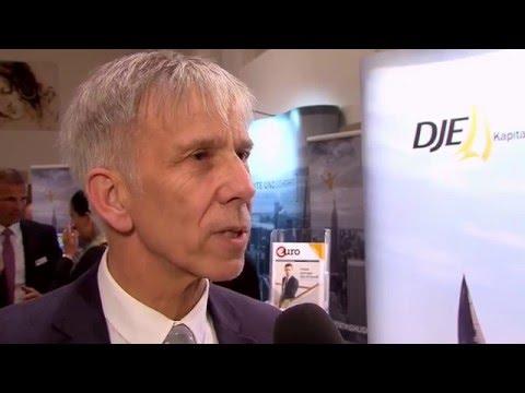 """Dr. Ulrich Kaffarnik: """"Wir machen uns keine Sorgen um China"""""""