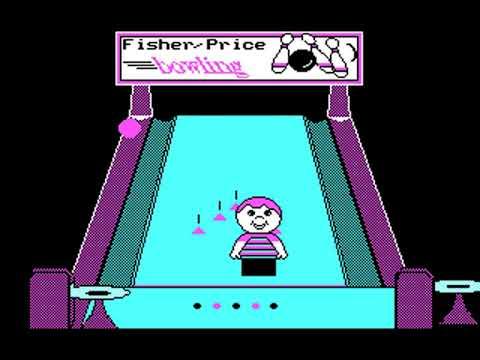 Little People Bowling Alley (GameTek, IJE) (MS-DOS) [1988]