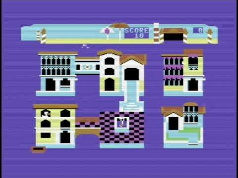Ducks Ahoy! (Commodore 64) - Review de RETROJuegos por Fabio Didone