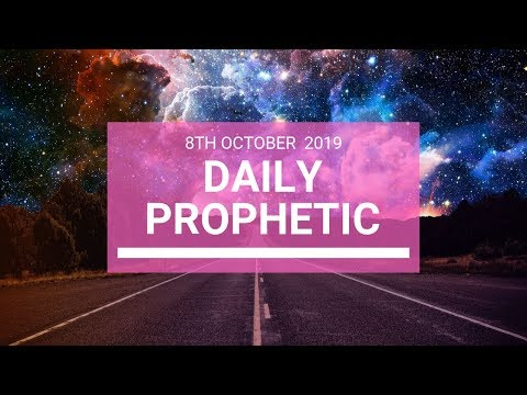 Daily Prophetic 8 October Word 5