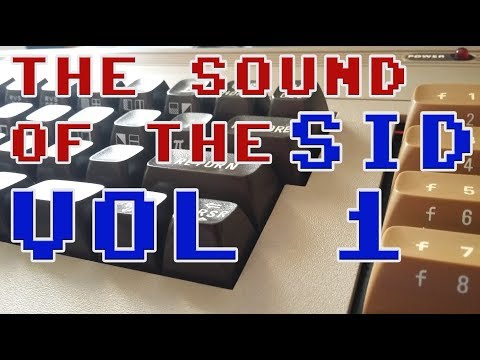The Sound of SID Vol. 1 #Commodore64 Full