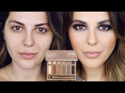 Urban Decay Naked Ultimate Basics Palette I Makeup Tutorial 2016 I Sona Gasparian - UCp1XyVkqPgcRvso3AY_e8iQ