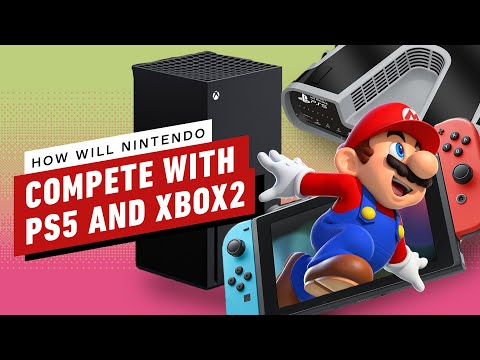 How Will Nintendo Deal With PS5 and Xbox Series X? - UCKy1dAqELo0zrOtPkf0eTMw