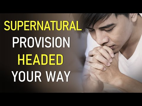 SUPERNATURAL PROVISION HEADED YOUR WAY - BIBLE PREACHING  PASTOR SEAN PINDER