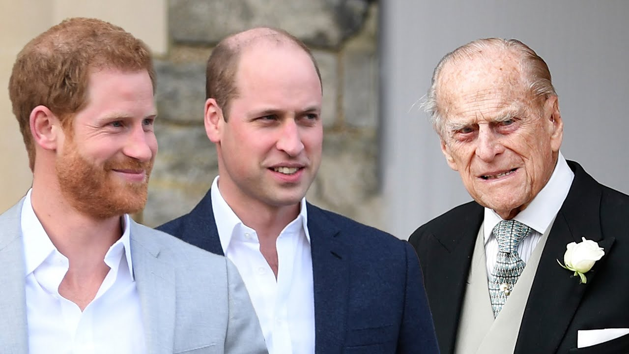 How Prince Harry and Prince William Are Handling Prince Philip's Death (Exclusive)