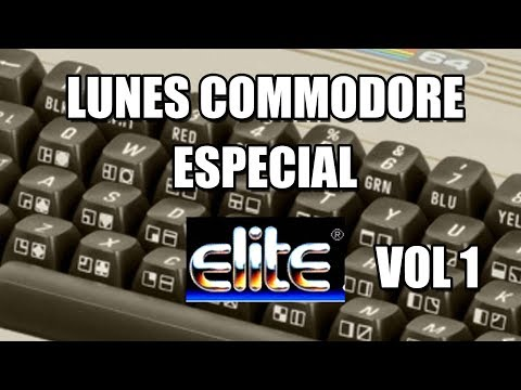 LUNES COMMODORE: ESPECIAL ELITE VOL 1