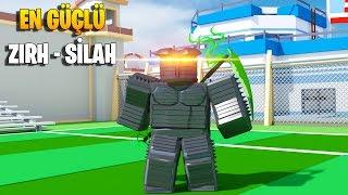 💥 En Güçlü Zırhı ve Silahı Alıyoruz! Oyun Bitti! 💥   Superpower City   Roblox Türkçe