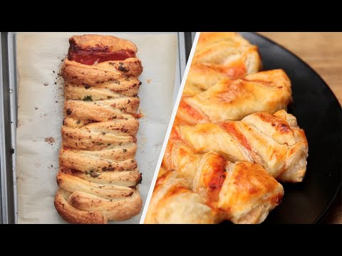 4 Puffs For Your Next Pizza Party ? Tasty Recipes