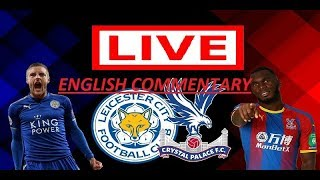 Leicester City vs Crystal Palace LIVE Stream (23/02/2019)