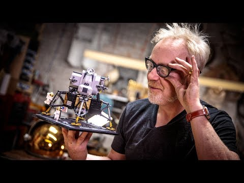 Adam Savage's One Day Builds: LEGO Lunar Lander - UCiDJtJKMICpb9B1qf7qjEOA