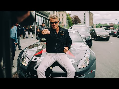Dolph Lundgren is Ready to Drive Gumball 3000 for Team Betsafe