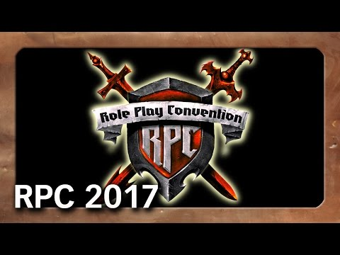 Teaser: RPC 2017 / Role Play Convention 2017 (Tabletop-Area, TWS)