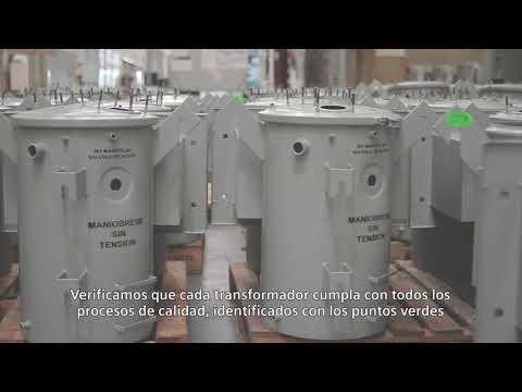 ¡Hechos en Colombia! Histórico pedido Fábrica Transformadores Siemens