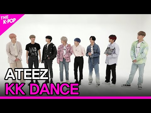 ATEEZ, KK DANCE [THE SHOW 200804]