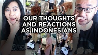 Indonesians React To Indian Family Caught Stealing in Bali | THOUGHTS & REACTIONS