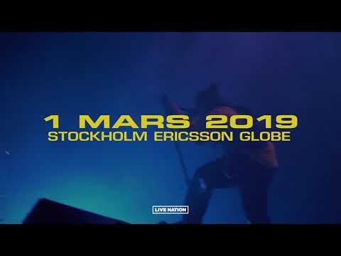 POST MALONE - 1 MARS 2019 - ERICSSON GLOBE, STOCKHOLM