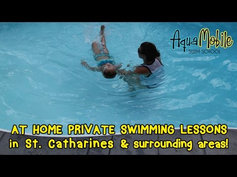 St. Catharines, Ontario at Home Swim Lessons