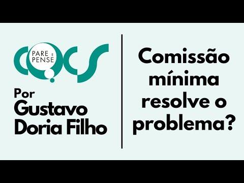 Imagem post: Comissão mínima resolve o problema?