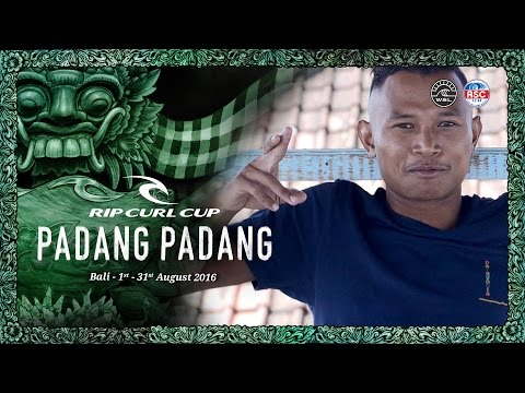 "Mega Semadhi: ""I Want Another One"" - 2016 Rip Curl Cup Padang Padang"