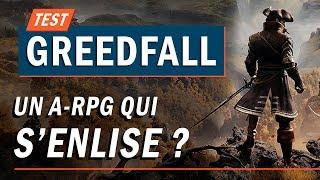 vidéo test GreedFall par JeuxVideo.com